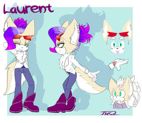 Laurent :reference: -NEW- by TothViki