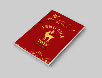 Ebook cover for feng shui by nilotpalsingha