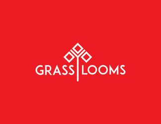 GrassLooms Logo by nilotpalsingha