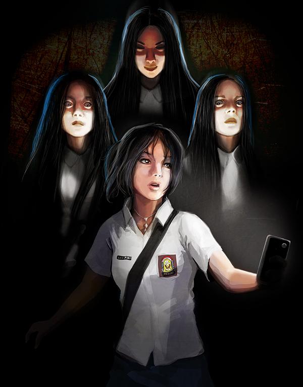 Three Sisters Encounter by bangbez