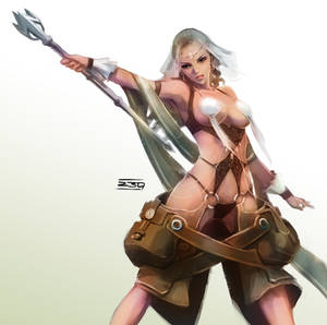 Journeyman (girl) Dancer Enchantress Alchemist