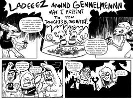Fight Night Page 2 by BrianDanielWolf