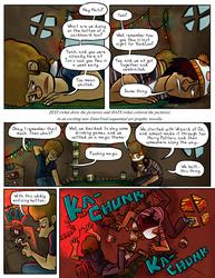 4th Wall Page 1 by BrianDanielWolf