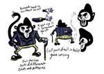 Chimp Change Design Sheet
