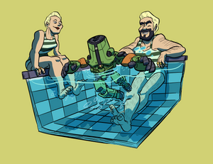 Cherno's Pool Time