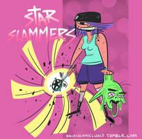 Star Slammers Style Test