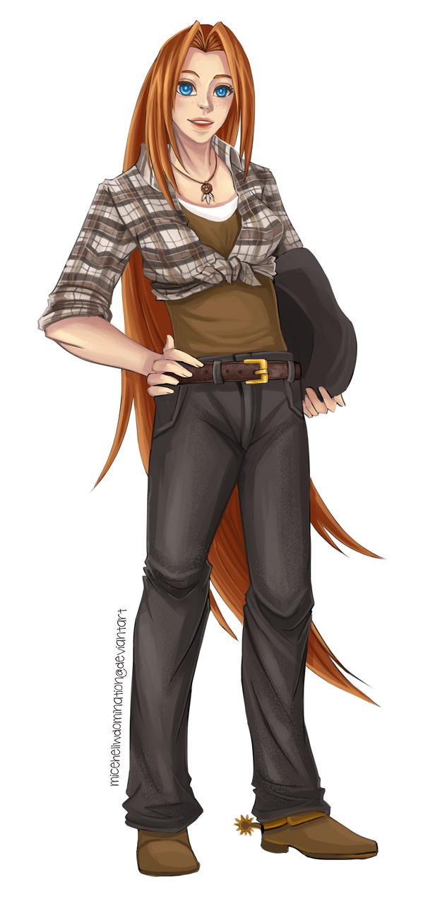 Adela Commissions by MicehellWDomination