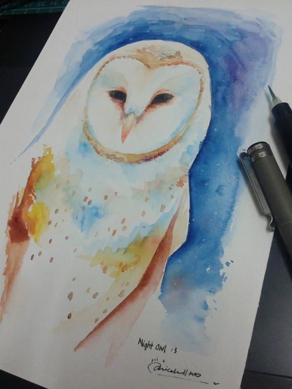 Night Owl by MicehellWDomination