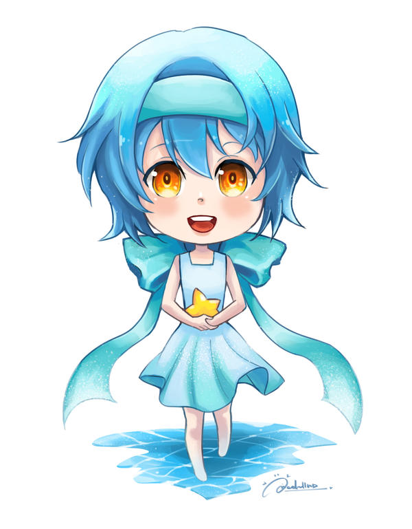 Maris chibi_Voice from the sea contest by MicehellWDomination