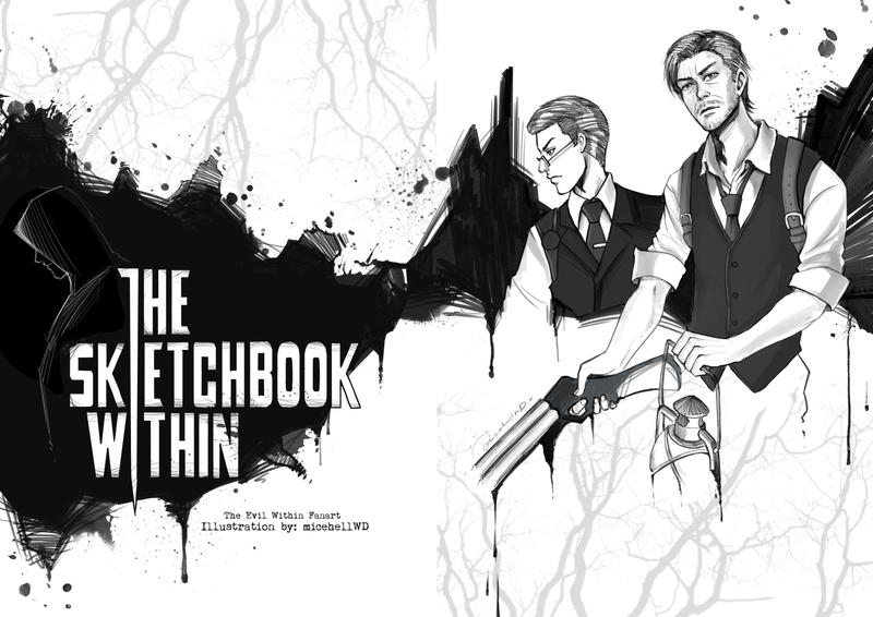 The Sketchbook Within by MicehellWDomination