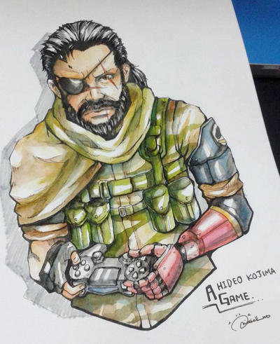 Big Boss Commission by MicehellWDomination