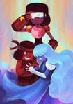 Garnet V2 by MicehellWDomination
