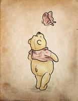Pooh Bear by NicolesDesigns94