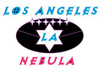 Los Angeles Nebula Promo. Team Design by NhymnSymphony