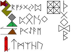 Calligraphy: Rune Master