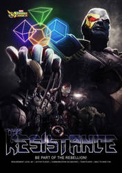 Marvel Strike Force Alliance Poster