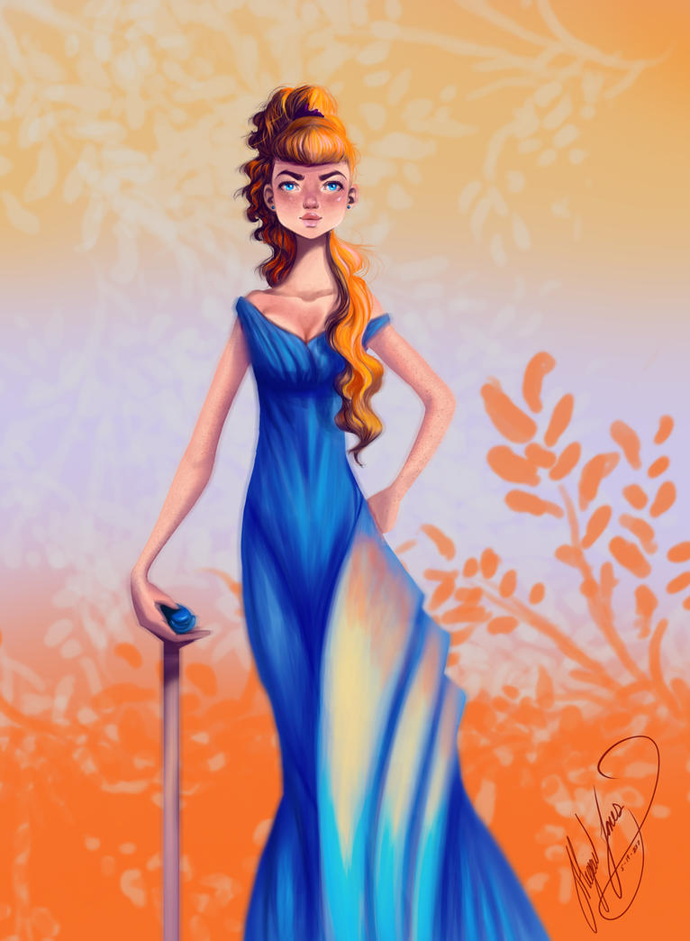 The Noble by CreativeTouchArt