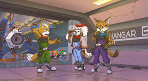 Star Fox 2 - Rookie, We're Not an Army