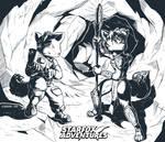 Star Fox Adventures - Dragon Rock