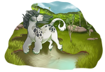 [Arcane Zoo] || To Give Chase || [G]