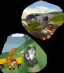 [Arcane Zoo]|[ Shattered Lands - Quest 1 + 2]|