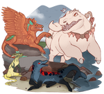 [Arcane Zoo]|[ A Helping Hand - Coast Squad! ]|