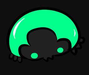 baby cybug by tentacrab