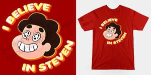 i believe in steven