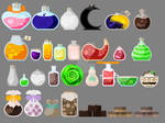 startusk apothecary menu items