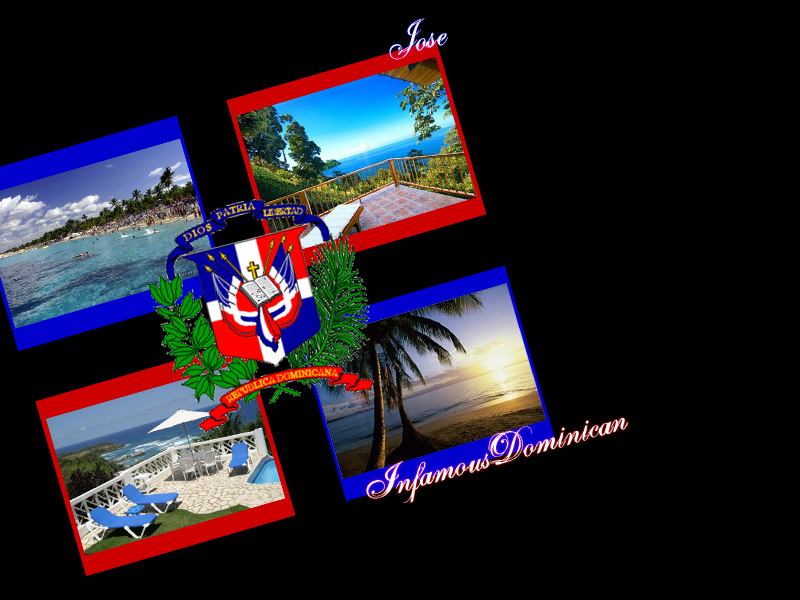 Dominican Republic wallpaper by InfamousDominican on DeviantArt