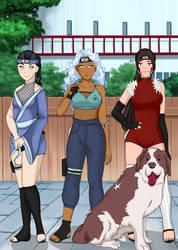 [Naruto] Team 13 Shippuden