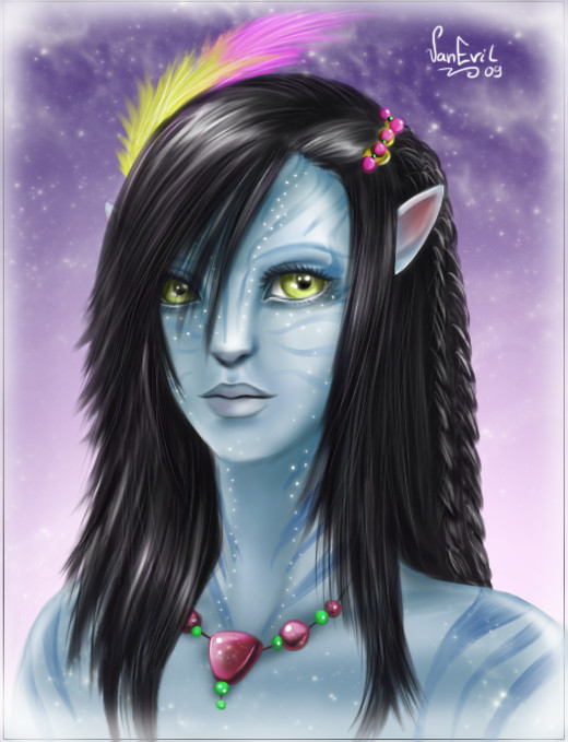 My Na'vi Avatar