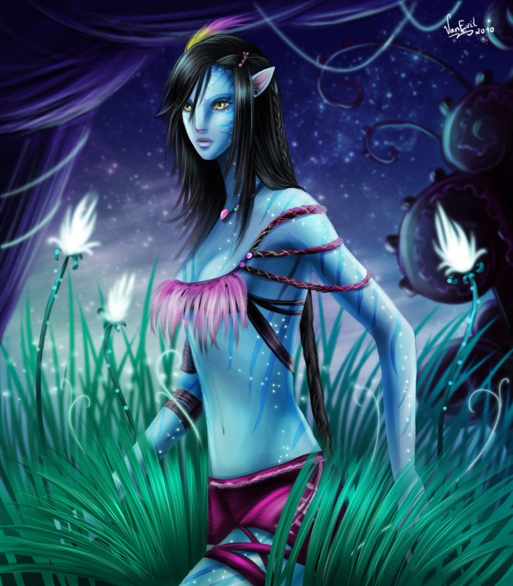 Avatar Pandora Landscape: Exploring Pandora By VanEvil On DeviantArt