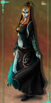Commission: Midna