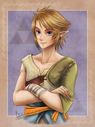 Prize: Ordon Link by VanEvil