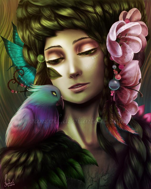 Natura by VanEvil