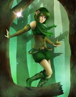 Lost Woods by VanEvil