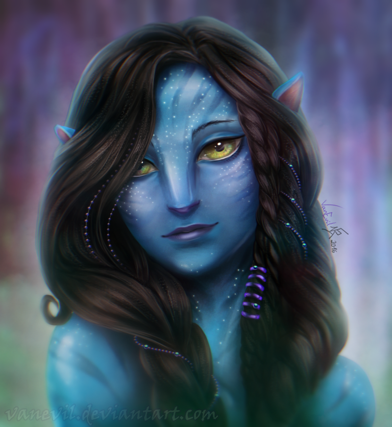 Avatar 2 Full Movie Watch Online: C: Na'Vi Tenshi By VanEvil On DeviantArt