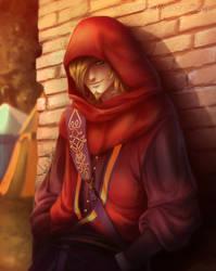 C: Isaac by VanEvil
