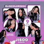 JISOO BLACKPINK PNG PACK #29