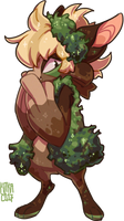 #110 Fornlee - Moss - FSR by Kitkabean
