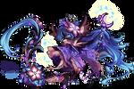 #1505 Magic. Mythiflora Bagbean - Will-o-the-Wicca