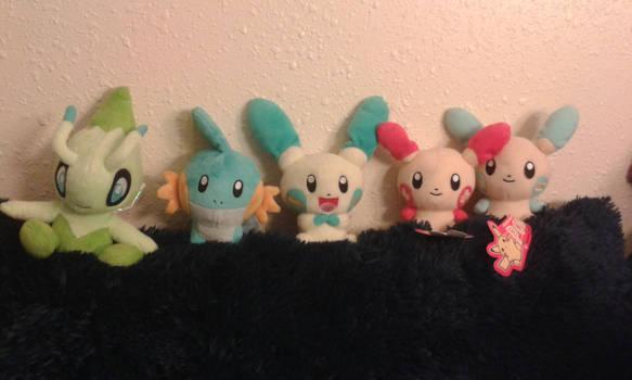 Pokemon Plushies for sale