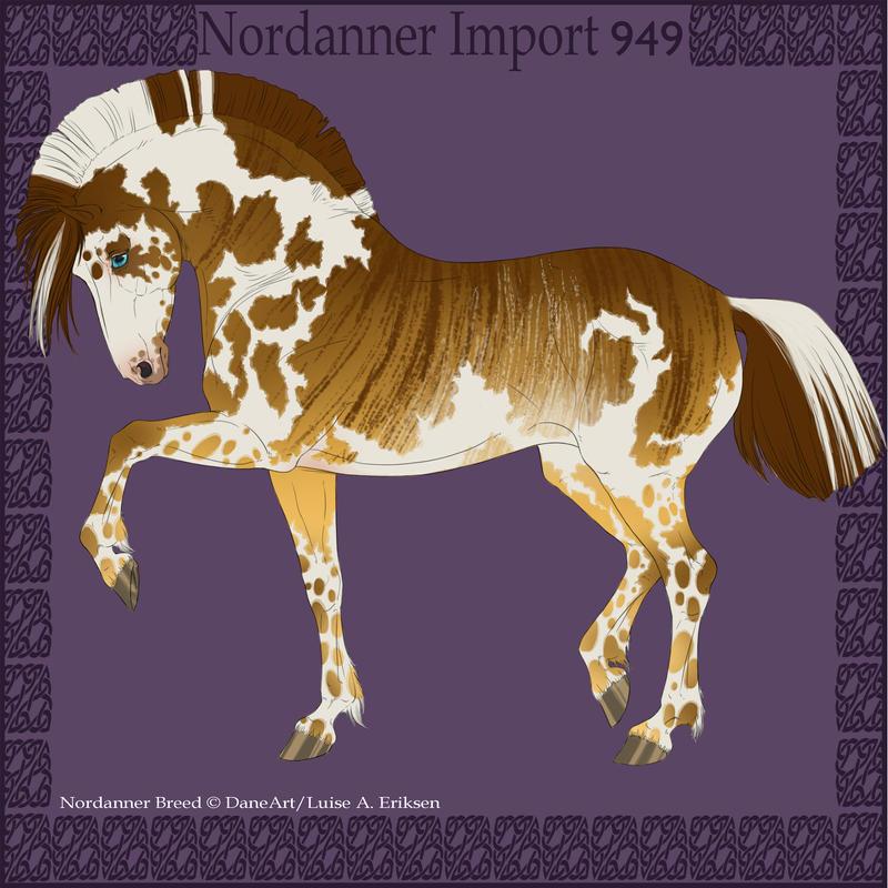 Nordanner Import 949 by sateenkaarisitruuna