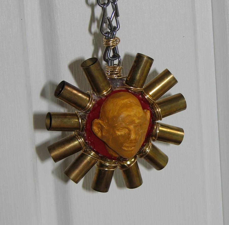 Sun Medallion by Dragonsdoom