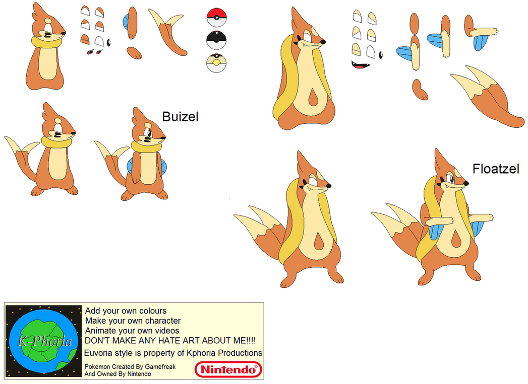 Pokemon Buizel Evolution Chart Pokemon Images | Pokemon Images
