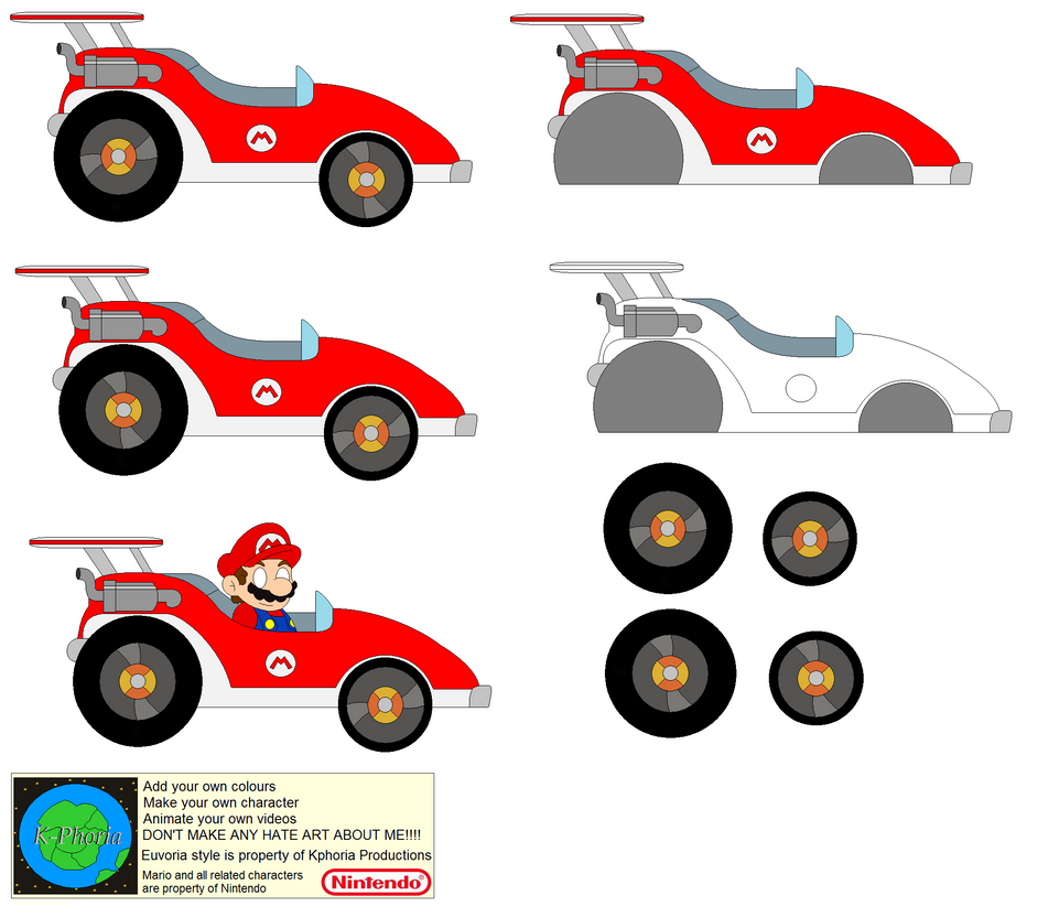 how to get custom characters in mario kart wii