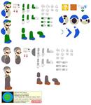 Character Builder-Boomerang Luigi
