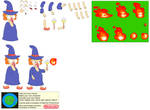 Character Builder-Sabasa The Witch