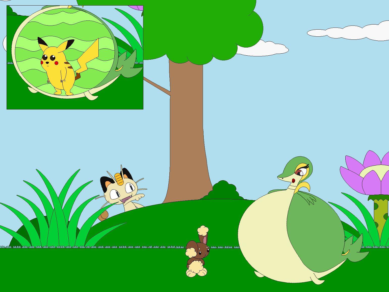 Sonic Burp Vore: Whoops, Wrong Pokemon By Kphoria On DeviantArt